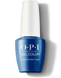 "GCF84A OPI GelColor ProHealth Do You Sea What I Sea, 15мл. - гель лак OPI ""Ты что, морем?"""