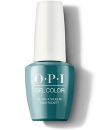 "GCF85A OPI GelColor ProHealth Is That a Spear in Your Pocket, 15 мл. - гель лак OPI ""Это копье в твоем кармане"""