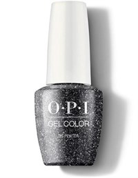 "GCG05A OPI GelColor ProHealth DS Pewter, 15 мл. - гель лак OPI ""Оловянный"""