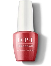 """GCH69A OPI GelColor ProHealth Go with the Lava Flow, 15 мл. - гель лак OPI """"Идите с потоком лавы"""""""