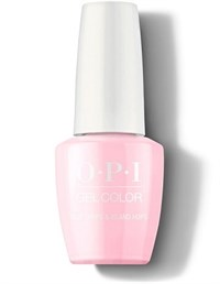 "GCH71A OPI GelColor ProHealth Suzi Shops and Island Hops, 15 мл. - гель лак OPI ""Шопинг Сюзи"""
