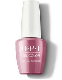 "GCH72A OPI GelColor ProHealth Just Lanai-ing Around, 15 мл. - гель лак OPI ""Вокруг Ланаи"""