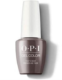 "GCI54 OPI GelColor ProHealth That's What Friends Are Thor, 15 мл. - гель колор OPI ""Вот такие друзья Тор"""