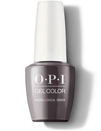 "GCI55A OPI GelColor ProHealth Krona-logical Order, 15 мл. - гель колор OPI ""Кроналогический порядок"""