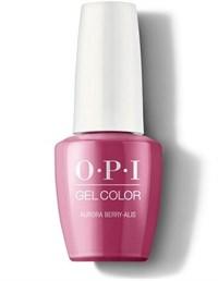"""GCI64 OPI GelColor ProHealth Aurora Berry-alis, 15 мл. - гель колор OPI """"Ягодная Аврора"""""""