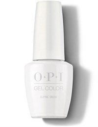 "GCL00A OPI GelColor ProHealth Alpine Snow, 15 мл. - гель лак OPI ""Альпийский снег"""