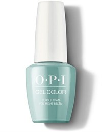 "GCL24 OPI GelColor ProHealth Closer Than You Might Belem, 15 мл. - гель лак OPI ""Ближе, чем могли бы"""