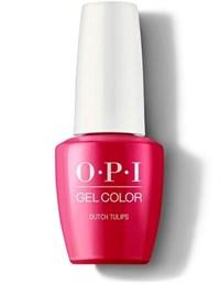 "GCL60A OPI GelColor ProHealth Dutch Tulips, 15 мл. - гель лак OPI ""Голландские тюльпаны"""