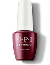 "GCL87A OPI GelColor ProHealth Malaga Wine, 15 мл. - гель лак OPI ""Вино Малаги"""