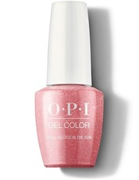 "GCM27A OPI GelColor ProHealth Cozu-Melted in Sun, 15 мл. - гель лак OPI ""Таю на солнце"""