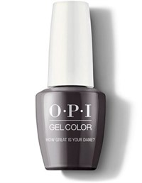 """GCN44A OPI GelColor ProHealth How Great is Your Dane?, 15 мл. - гель лак OPI """"Насколько велика Ваша Дейн?"""""""
