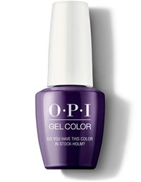"""GCN47A OPI GelColor ProHealth Do You Have This Color in Stock-holm, 15 мл. - гель лак OPI """"У вас такой цвет в Стокгольме"""""""