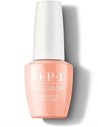 """GCN58A OPI GelColor ProHealth Crawfishin For A Compliment, 15 мл. - гель лак OPI """"Напрашиваешься на комплимент"""""""