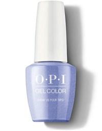 "GCN62A OPI GelColor ProHealth Show Us Your Tips!, 15 мл. - гель лак OPI ""Покажи нам свои чаевые!"""