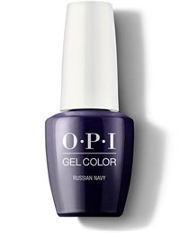 "GCR54A OPI GelColor ProHealth Russian Navy, 15 мл. - гель лак OPI ""ВМФ России"""