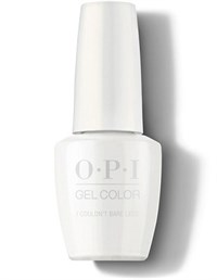 "OPI GelColor ProHealth I couldn't Bare Less, 15 мл. - гель лак OPI ""Я не могу ничего не делать"""