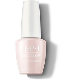 "GCT74A OPI GelColor ProHealth Stop I am Blushing, 15 мл. - гель лак OPI ""Стоп, я краснею"""