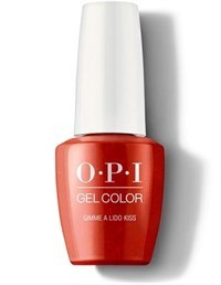 "GCV30A OPI GelColor ProHealth Gimme a Lido Kiss, 15 мл. - гель лак OPI ""Поцелуй Лидо"""