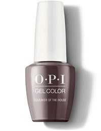 "GCW60A OPI GelColor ProHealth Squeaker of the house, 15 мл. - гель лак OPI ""Скрип дома"""