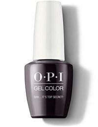 """GCW61A OPI GelColor ProHealth Shh… It's Top Secret!, 15 мл. - гель лак OPI """"ТСС... это большой секрет!"""""""