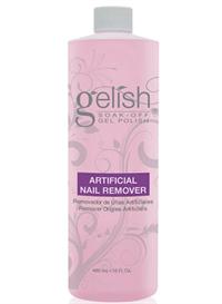 01249 GELISH Artificial Nail Remover, 480 мл. - жидкость для снятия гель лака Гелиш