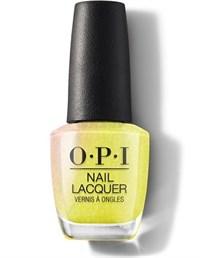 "NLSR1 OPI Ray-diance, 15 мл. - лак для ногтей OPI ""Солнечный зайчик"""
