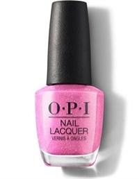 "NLSR3 OPI She's a Prismaniac, 15 мл. - лак для ногтей OPI ""Она призманьяк"""