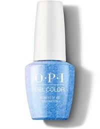 """GCSR5 OPI GelColor ProHealth Pigment of My Imagination, 15 мл. - гель лак OPI """"Пигмент моего воображения"""""""