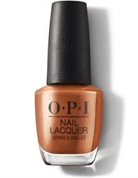 """NLMI03 OPI My Italian is a Little Rusty, 15 мл. - лак для ногтей OPI """"Мой итальянский немного заржавел"""""""