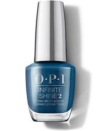 "ISLMI06 OPI Infinite Shine Duomo Days, Isola Nights, 15 мл. - лак для ногтей ""Купол днём, остров ночью"""