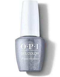 "GCMI08 OPI GelColor ProHealth OPI Nails the Runway, 15 мл. - гель лак OPI ""На взлётной полосе"""