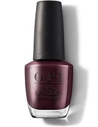 """NLMI12 OPI Complimentary Wine, 15 мл. - лак для ногтей OPI """"Бесплатное вино"""""""