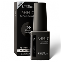 KGPTFN01 Kinetics Shield Classic Tack Free Top Coat, 15 мл. - топ без липкого слоя для гель лака Кинетикс