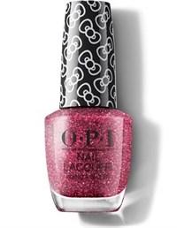"""OPI Dream in Glitter, 15 мл. - лак для ногтей OPI """"Мечта в блеске"""""""