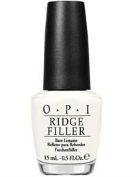 OPI Ridge Filler Base Coat, 15 мл. - выравнивающая база под лак для ногтей