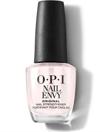 "OPI Original Nail Envy Pink to Envy, 15 мл. - оригинальная формула ""Нэйл Энви"" с оттенком лака"