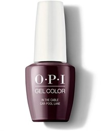 "OPI GelColor ProHealth In The Cable Car-Pool Lane, 15 мл. - гель лак OPI ""На канатной дороге"""