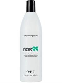 OPI NAS 99 Nail Cleansing Solution, 450 мл. - дезинфицирующая жидкость для ногтей