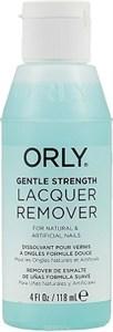 ORLY Nail Lacquer Remover, 120мл. - жидкость для снятия лака, без ацетона