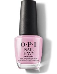 "OPI Original Nail Envy Hawaiian Orchid, 15 мл. - оригинальная формула ""Нэйл Энви"" с оттенком лака"