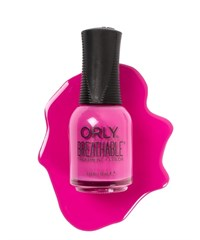 "Orly Breathable Berry Intuitive, 15 мл. - покрытие для ногтей ОРЛИ ""Интуитивно ягодный"""