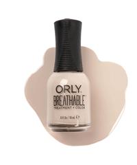 "Orly Breathable Bare Necessity, 15 мл. - дышащий лак для ногтей ОРЛИ ""Насущная необходимость"""