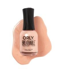 """Orly Breathable Inner Glow, 15 мл. - дышащее покрытие для ногтей ОРЛИ """"Внутреннее свечение"""""""