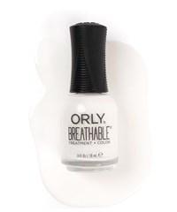 "Orly Breathable White Tips, 15 мл. - дышащий лак для ногтей ОРЛИ ""Белый кончик"""
