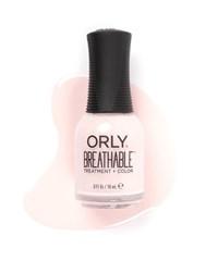 "Orly Breathable Kiss Me, I'm Kind, 15 мл. - дышащий лак для ногтей ОРЛИ ""Поцелуй меня, я добрый"""