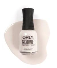 "Orly Breathable Almond Milk, 15 мл. - лак для ногтей ОРЛИ ""Миндальное молочко"""