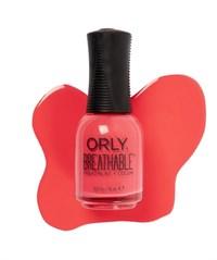 "Orly Breathable Nail Superfood, 15 мл. - дышащий лак для ногтей ОРЛИ ""Ногти супер-пупер"""