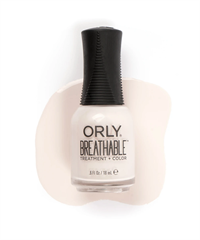 "Orly Breathable Light as a Feather, 15 мл. - кислородный лак для ногтей ОРЛИ ""Светлый как перышко"""