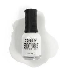 "Orly Breathable Power Packed, 15 мл. - кислородный лак для ногтей ОРЛИ ""Хорошо упакован"""