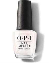 """OPI Naughty or Ice?, 15 мл. - лак для ногтей OPI """"Капризный или замерзший?"""""""